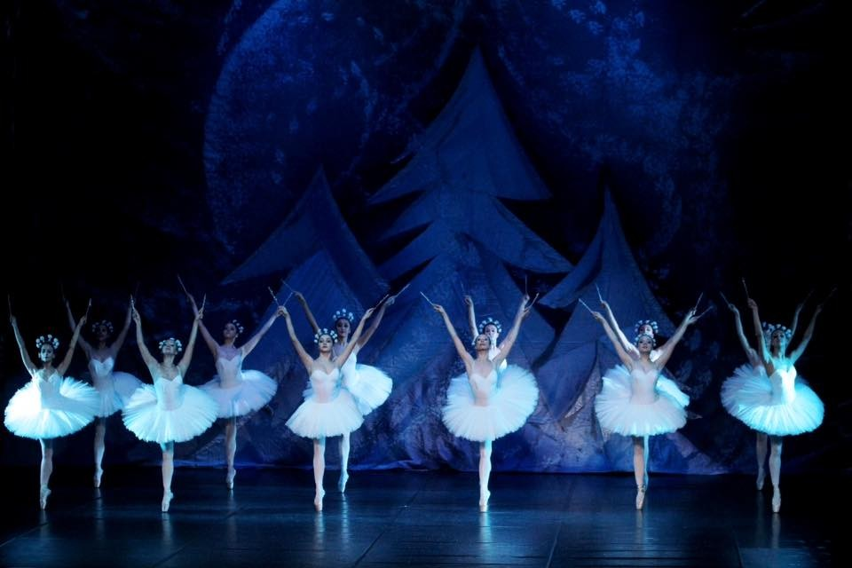 Nussknacker am 9. Januar 2015: Klassisches Russisches Ballett mit der Musikschule Kreuzlingen